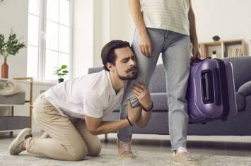 S-que ? vrai -faux : Je perds mes droits si je quitte la résidence conjugale ?